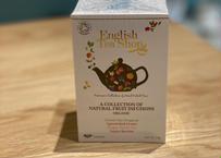 English Tea Shop フルーツティー4種アソートパック20入り オーガニック