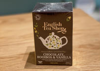 English Tea Shop チョコレートルイボスバニラ 20袋入り オーガニック