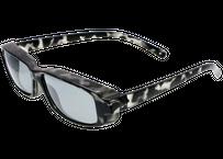 Zealot  スリム偏光機能性オーバーグラス  グレー偏光 (アウトレット品)