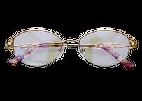 Zealot UV&Blue cut 境目の無い累進多焦点遠近両用シニアグラス(婦人用/アウトレット品)
