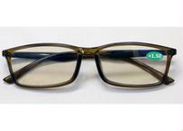 ブルーカット老眼鏡 2801PC/(アウトレット品)