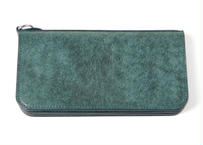 LONG WALLET (BLUE GREEN)