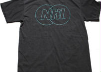 Nhl Sporting logo Tee / Sumi black × Turquoise