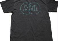 Nhl Sporting logo Tee / Sumi black × Turquoise