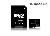 Apacer microSD 16GB OS書込み済