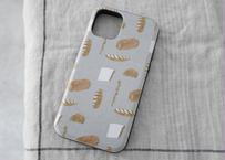 【iPhone11】スライド式ケース『パンとリネン』