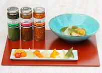 【なんどき牧場】《冷蔵》「ミックスピクルスと野菜ソースの湘南グルメセット」化粧箱入り (商品コード:TF150098)