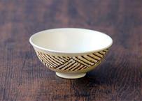 【ハルカゼ舎】ごはん茶碗 (野嶋信雄氏)(商品コード:TG100066)