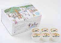 BEAT ICE【棚田米使用】葉山アイス 6個セット〈2種×各3個〉(商品コード:TF310206)