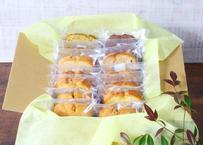 【三日月パウンドケーキ】今週のおやつセット14個入り(週替わり7種類のパウンドケーキより 7種14個)(商品コード:TF490337)