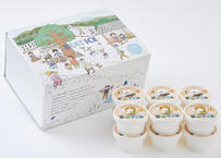 BEAT ICE【棚田米使用】葉山アイス 12個セット〈2種×各6個〉(商品コード:TF310207)