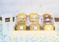 【三日月パウンドケーキ】】店主おすすめギフト12個入り(旬のパウンドケーキ&定番のパウンドケーキ4~5種より 12個)(商品コード:TF490339)