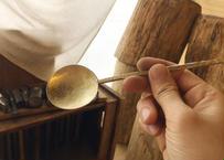 【Ery】brass spoon <真鍮スプーン>
