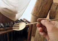 【Ery】brass fork <真鍮フォーク>
