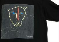 "art ""T"" shirt       (Black Panther /black.back)"
