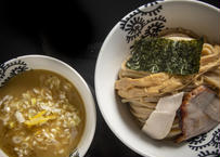 龍介つけそば(濃厚鶏白湯醤油)×1食