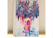 藤嶋咲子/Sacco Fujishima 作品集    Unstoppable Unfolding  予約販売
