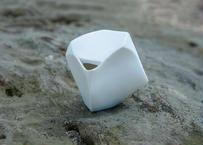 磯部ひろみ 小さなオブジェ 岩 #002   hiromiisobe tiny flower vase rock #002