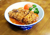 【居酒屋小次郎】[宅配]トンカツ丼(豚肉)