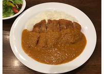 【炭火焼ジュジュアン】[宅配]大山ルビー豚カツカレー