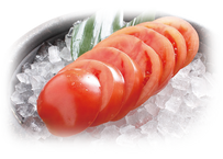 【炉端かば湖山店】[宅配]トマトスライス
