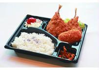 【炉端かば鳥取駅前店】[宅配]境港アジフライ弁当