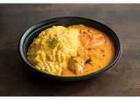 【MIRAI restaurant&cafe】海のオムライス (魚介クリームソース)