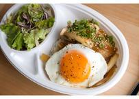【nee-mart県庁前店】ロコモコ丼(きのこバター醤油)
