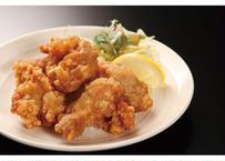 【炉端かば鳥取駅前店】鶏の唐揚げ(4個)