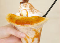 【cafe-nee】濃厚チャイかき氷