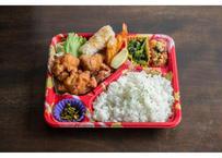 【MIRAI restaurant&cafe】ミックスフライ弁当