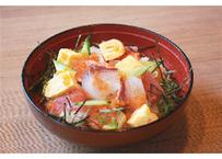 【炉端かば湖山店】海鮮丼