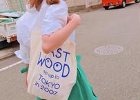 EAST WOOD トートバック