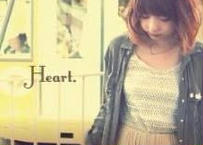 1st mini album「 Heart.」