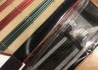 KnitPro編み針 Karbonz  5本針 15センチ