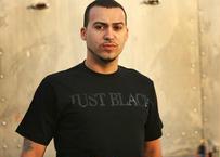 JUST BLACK Tシャツ