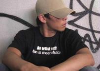 An artist sez!! ブラック