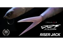 Fish Arrow × DRT RiSER JACK #セブンティーズギル