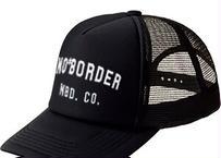 ラウンド MESH 刺繍 CAP