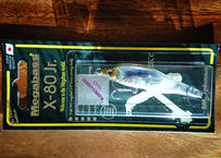 MEGABASS × KOMCLUSION X-80 Jr   房総ワカサギ&Deadly fish