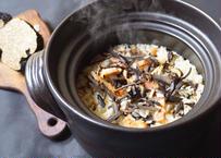 お家で炊き立て!トリュフとパンチェッタの炊き込みご飯