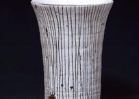 粉引十草フリーカップ