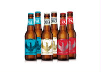 6Bottle(330ml) PALE ALE/GOLD LAGER/IPA