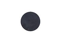 Ceramic Plate:MATTE BLACK