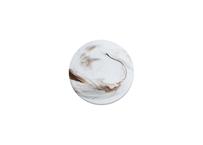 Ceramic Plate:NATURAL  MARBLE