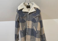 wrangler × n.hoolywood boa coat
