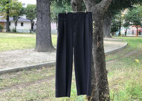 2018aw bottega veneta wide trousers
