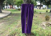 2018aw bottega veneta corduroy pants