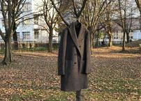 2019aw drumohr double chesterfield coat dead stock