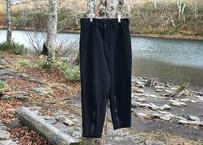 90s ys for men zip wide trousers
